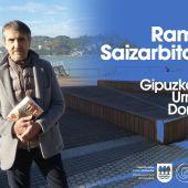 Ramon Saizarbitoria Medalla de oro de la Diputación