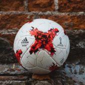 Krasava, balón oficial de la Copa Confederaciones 2017