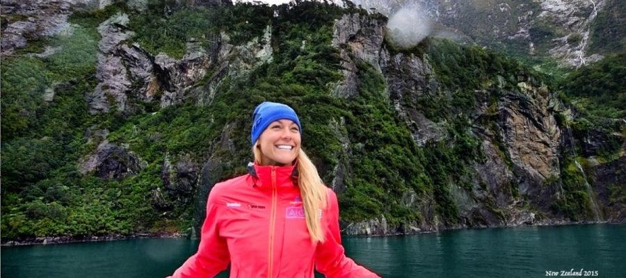 Cassie De Pecol en Nueva Zelanda