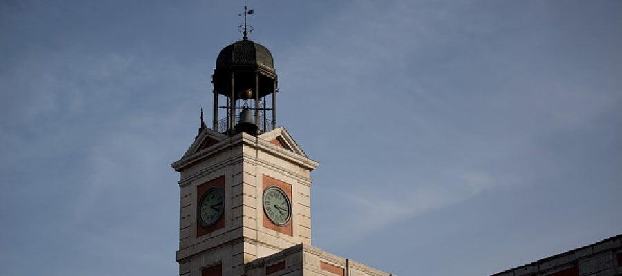 Ondacero radio el reloj de la puerta del sol cumple 150 for El reloj de la puerta del sol
