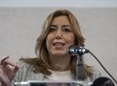 Susana Díaz, la presidenta de la Junta de Andalucía