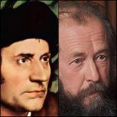 Tomas Moro y Alexander Solzhenitsin