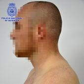 Foto policial asesino