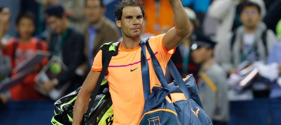 Rafa Nadal termina el año como noveno del ranking ATP