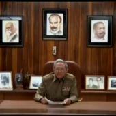 Frame 0.0 de: Raúl Castro anuncia la muerte de Fidel Castro