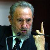 En la imagen, el fallecido expresidente cubano Fidel Castro