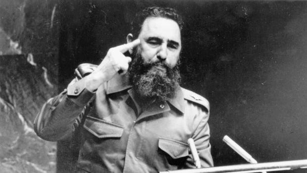 Materia Reservada: La CIA contra Fidel Castro