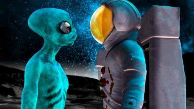 Terulia Zona Cero: La incomunicación en el contacto con extraterrestres