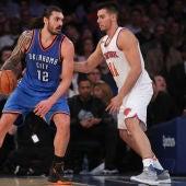 Noche negra para los españoles en la NBA