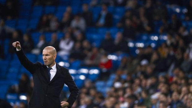 El debate de los jueves:  Qué influye más en los resultados de Zidane con el Real Madrid: ¿suerte o talento?