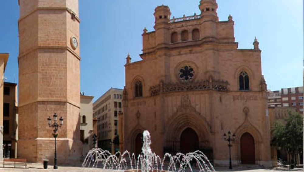 Plaza Mayor Castellón.
