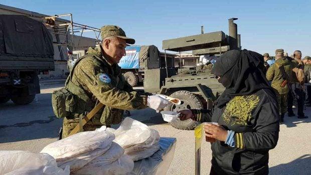 Rusia suspende los ataques en Alepo