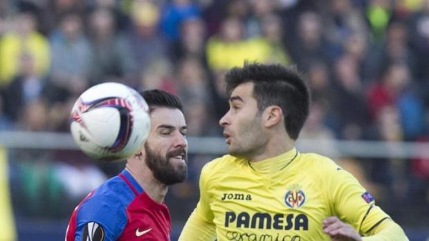 Manu Trigueros, centrocampista del Villarreal.