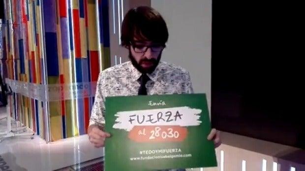 """Quique Peinado: """"Más de 3 millones de personas en España sufren una enfermedad rara"""""""