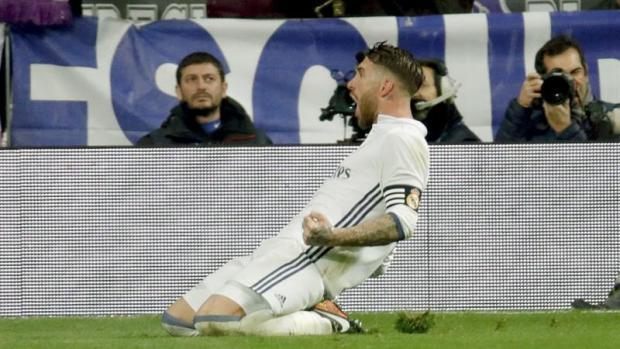 """Sergio Ramos: """"Ya dije a los que me criticaban que tendrían tiempo de disfrutarlo, que lo disfruten ahora"""""""