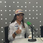 Cristina Gutiérrez, piloto de Dakar