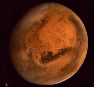 Eureka: Vivir en Marte