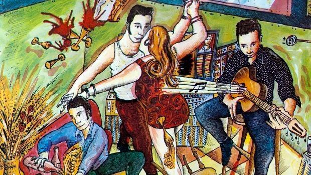 Territorio Comanche: 'Camino Soria' y el pop que nos marcó en los 90