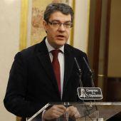 El exministro de Energía, Turismo y Agenda Digital, Álvaro Nadal