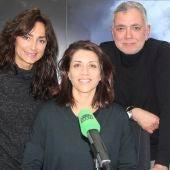 Alicia Borrachero y Lourdes Reyzábal
