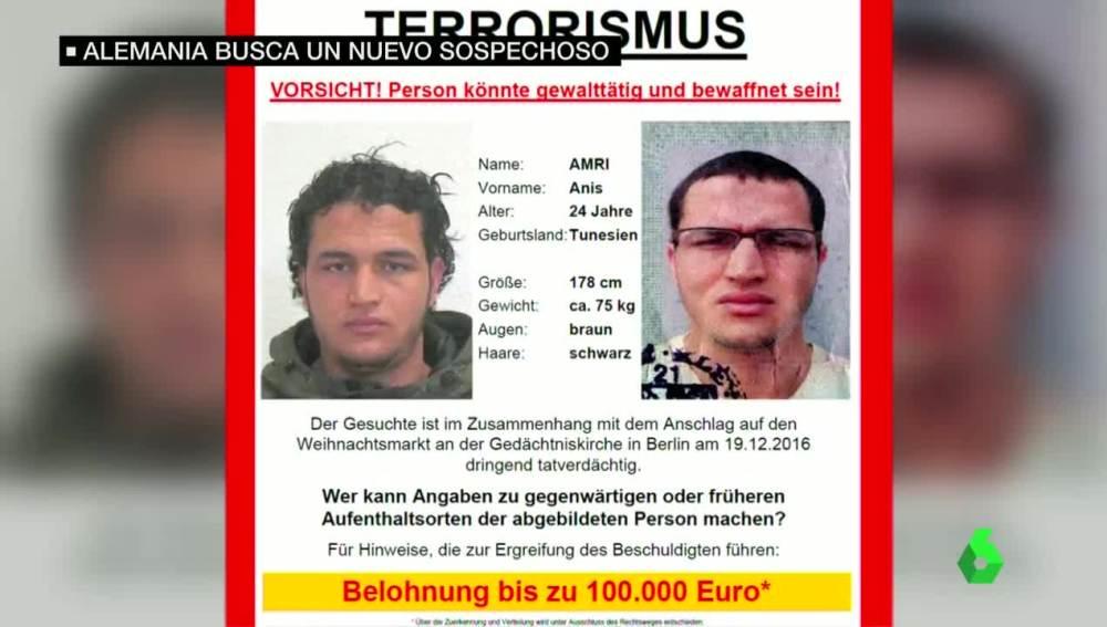 Orden de detención de Anis Amri