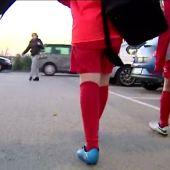 Frame 50.490152 de: Detenido un entrenador del equipo de fútbol infantil de Mollet por presuntos abusos sexuales