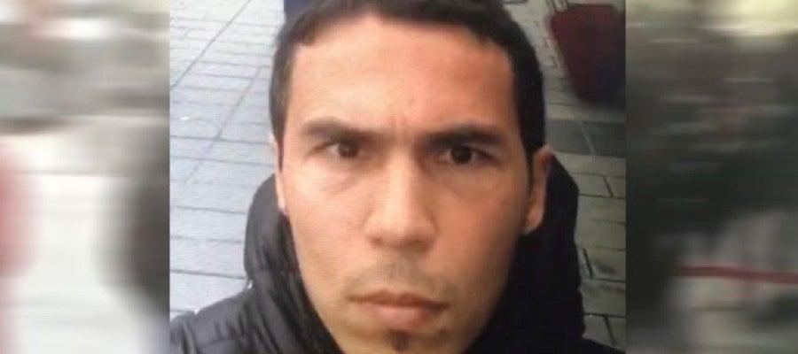 Supuesto autor del ataque de Estambul