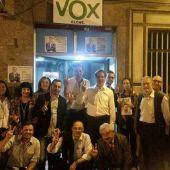 VOX inauguró su sede provincial en Elche a finales del pasado año.