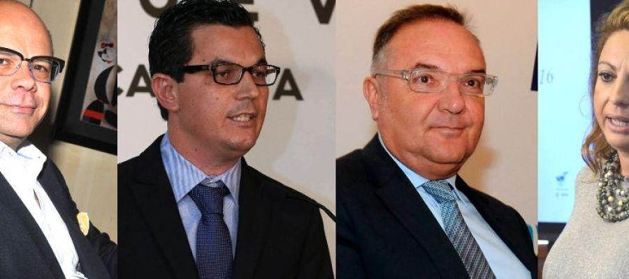 Gobierno de Canarias. Nuevos Consejeros