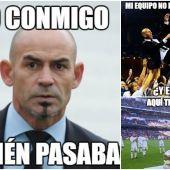 Los mejores 'memes' de la goleada del Real Madrid