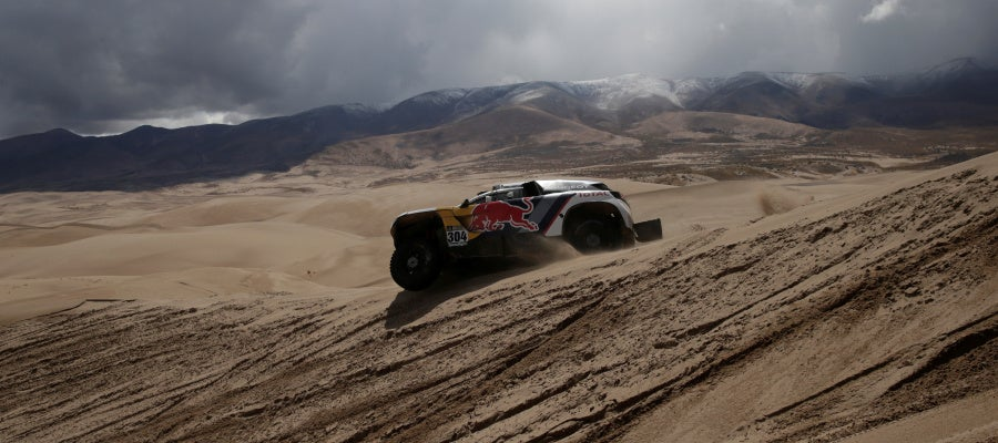Quinta etapa del Rally Dakar