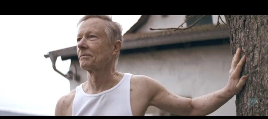 Un frame del 'no-anuncio' de Adidas