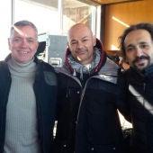 Celtas cortos con Juan Ramón Lucas y José Manuel Zapata