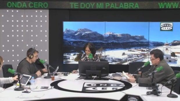 """Monedero: """"Errejón quiere reclamar institucionalidad a cualquier precio"""""""