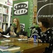 Rosa Montero en Onda Cero Pontevedra
