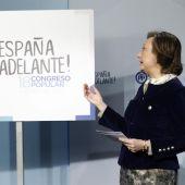 'España adelante!', lema del próximo Congreso Nacional del PP