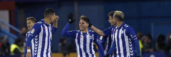 """Ibai Gómez: """"Estoy muy contento sobre todo por el resultado"""""""