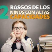 12 Rasgos de los niños con altas capacidades