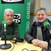 Luis Gutiérrez Perrino y José Buzzi en Onda Cero León