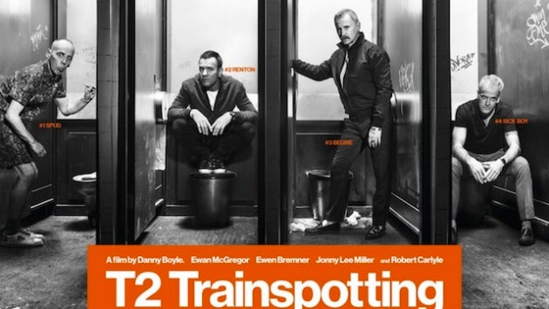 Cine: 'Trainspotting 2' y otros estrenos de la semana