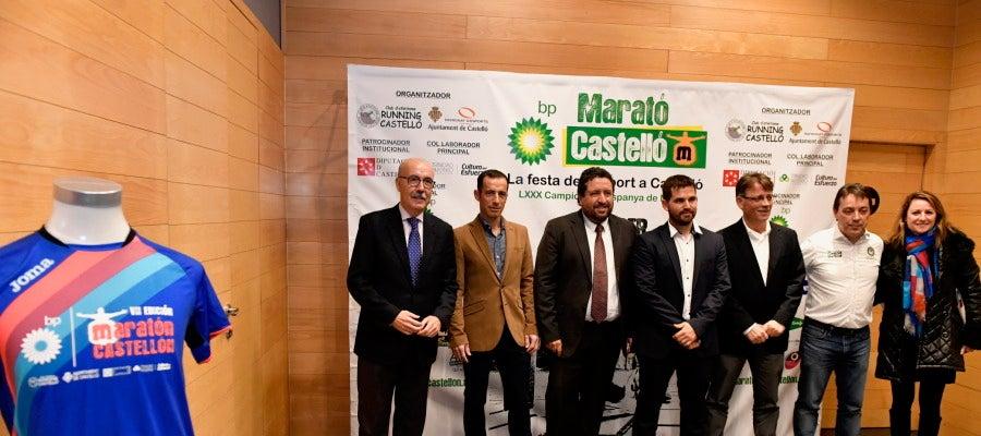 El VII Maratón BP Castelló que se celebrará el próximo 19 de febrero