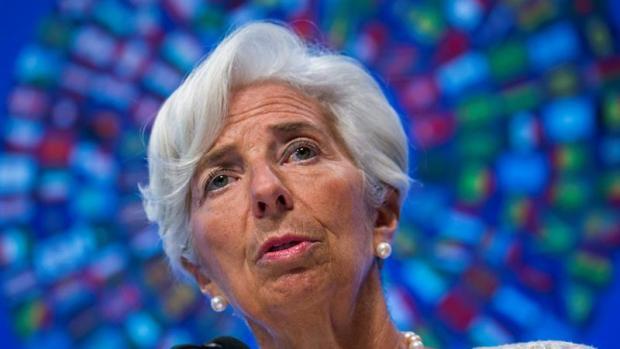 Lagarde fue consejera entre 2003 y 2005 de una empresa domiciliada en el paraíso fiscal de las Islas Bermudas