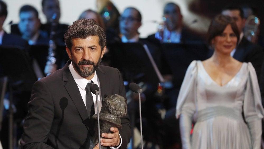 Alberto Rodríguez, Goya a mejor guión adaptado