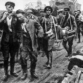 Imagen de la Primera Guerra Mundial.