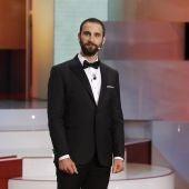 Dani Rovira, actor y humorista que ha presentado la gala de los Goya 2017