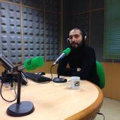 Xurxo Fernandes do grupo RADIO COS