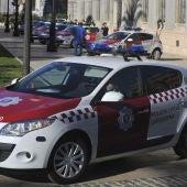 Coche de la Policía Local de Cartagena