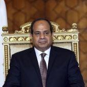 Abdelfatah Al Sisi, el presidente egipcio