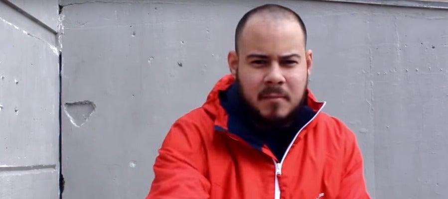 Pablo Hasel, en un vídeo
