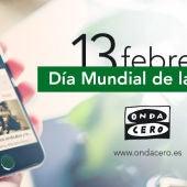 Onda Cero 13 de febrero Día Mundial de la radio